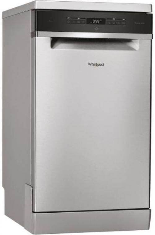 Whirlpool WSFO 3O34 PF X szabadonálló mosogatógép 10 teríték A+++ energiaosztály | DigitalPlaza.hu