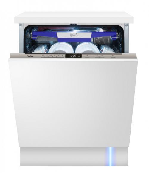Amica DIM636ACBD beépíthető mosogatógép 14 teríték A++ energiaosztály | DigitalPlaza.hu