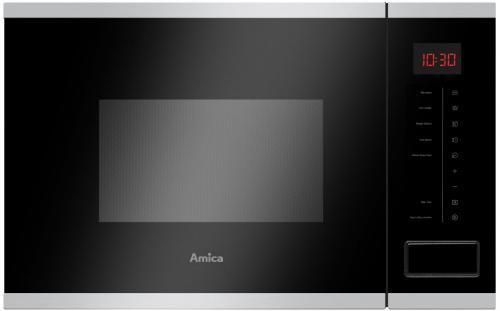 Amica AMMB20E3SGI beépíthető mikrohullámú sütő | DigitalPlaza.hu