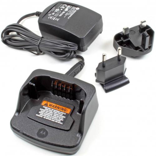 Motorola PMLN6393A töltőtalp adapterrel / XT225, XT420, XT460, XT660D | DigitalPlaza.hu