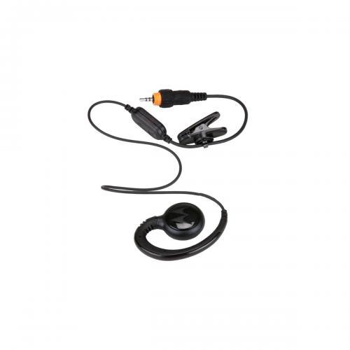 Motorola HKLN4529B fülmikrofon rövid vezetékes PTT/VOX / CLP446, CLK446 | DigitalPlaza.hu