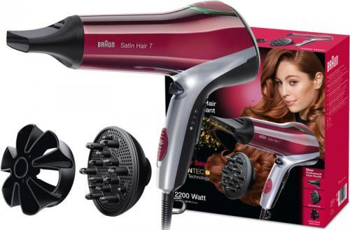 Braun HD 770 DF5 Satin-Hair 7 Color hajszárító   DigitalPlaza.hu