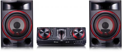 LG CJ87 Mikro hi-fi rendszer fekete | DigitalPlaza.hu