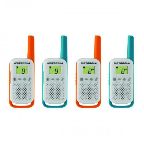 Motorola Talkabout T42 Quad walkia talkie | DigitalPlaza.hu