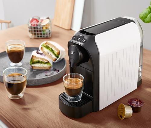 Cafissimo easy fehér kapszulás kávéfőző