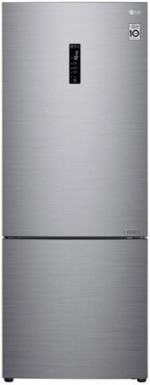 LG GBB566PZHZN alulfagyasztós hűtőszekrény 329L+122L A++ energiaosztály | DigitalPlaza.hu