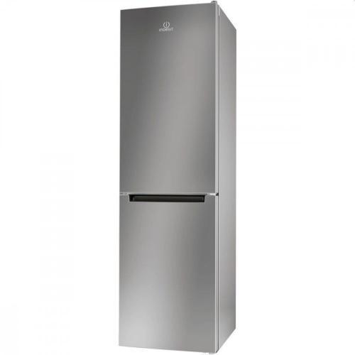 Indesit LR9 S2QFXB alulfagyasztós hűtőszekrény 260L+111L A++ energiaosztály | DigitalPlaza.hu