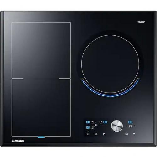 Samsung NZ63J9770EK/EO indukciós főzőlap + NV75N5641RB/EO beépíthető sütő szett | DigitalPlaza.hu